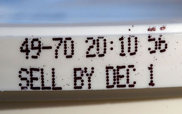 sell-by date