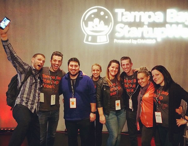 tb startup week organizers