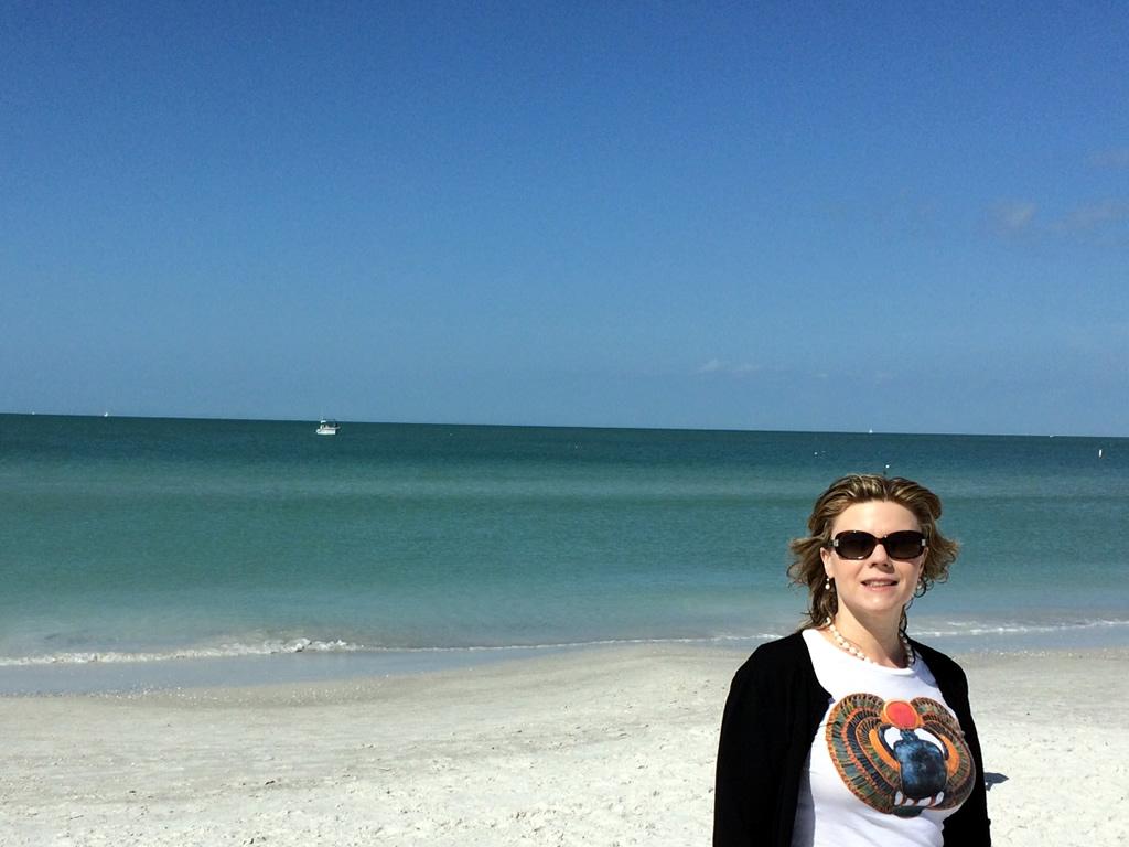 beach next day anitra