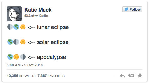 katie macks eclipse tweet