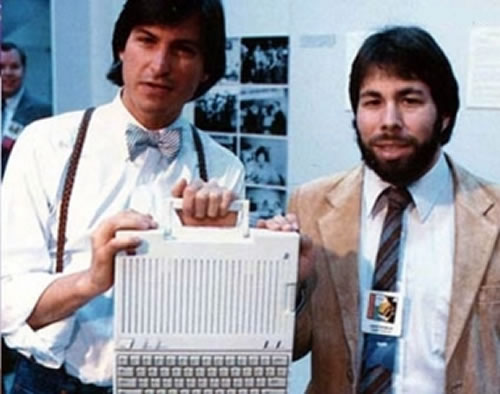 the real jobs and woz
