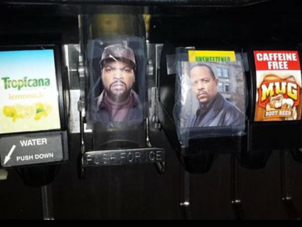 ice cube ice-t dispensers