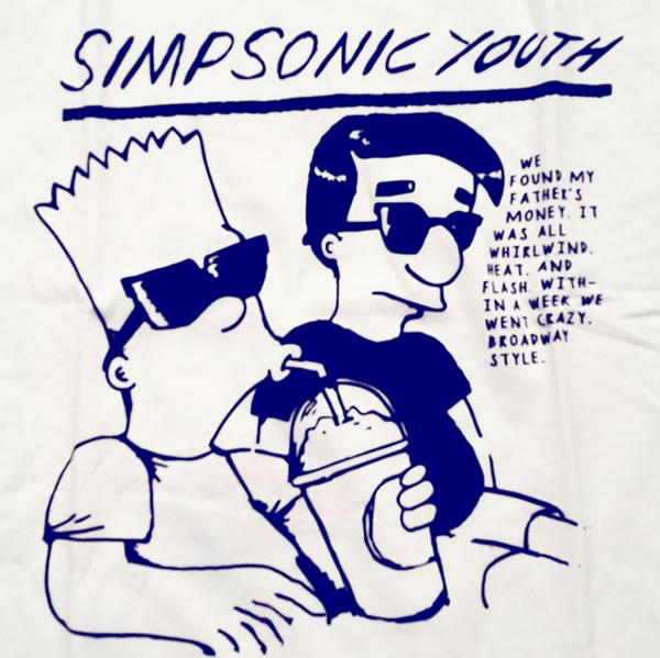 simpsonic youth