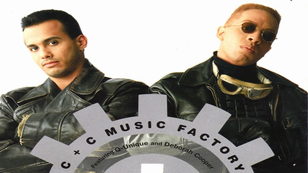 c and c music factory