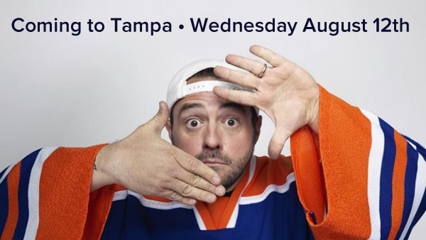 kevin smith coming to tampa