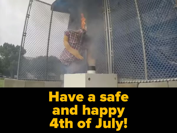 safe and happy 4th