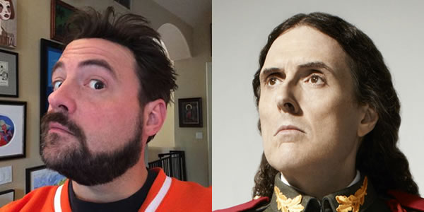 kevin smith - weird al