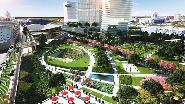 proposed channelside development