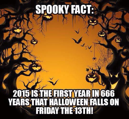 spooky fact