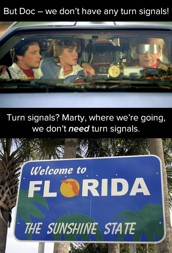 florida turn signals