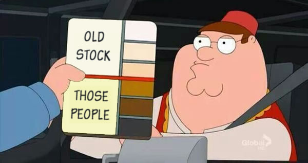 old stock vs those people