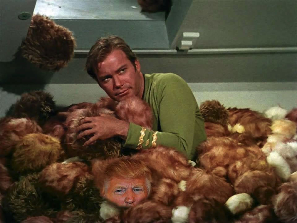 the trouble with trumples