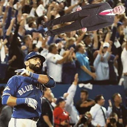 throwing out stephen harper