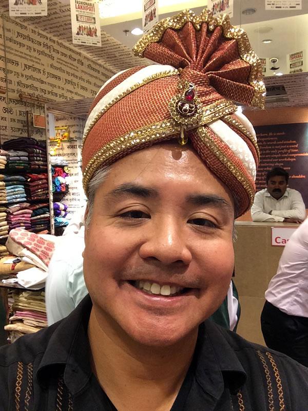 joey devilla turban 1