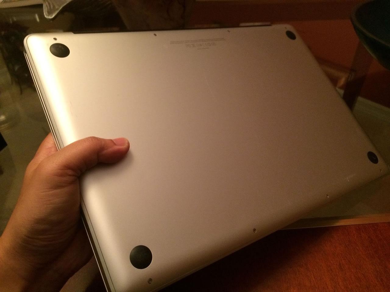 macbook pro 4