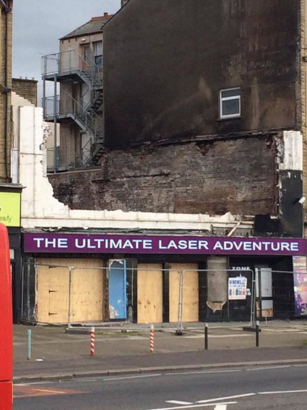 the ultimate laser adventure
