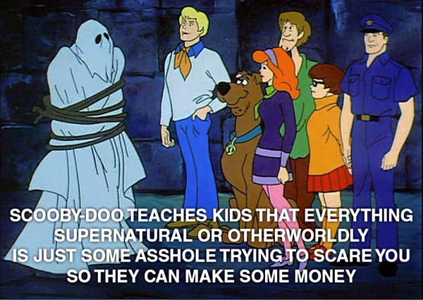 scooby lesson