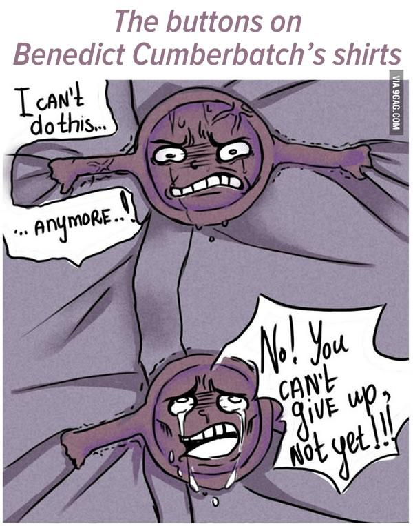 benedict cumberbatch shirt buttons