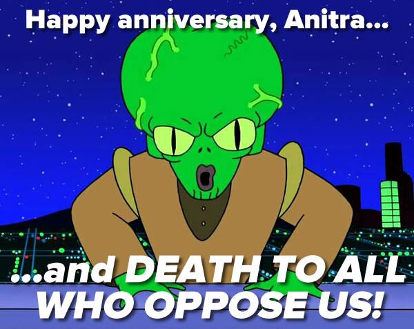 happy anniversary anitra