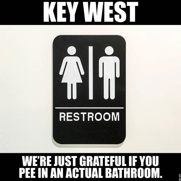 key west bathroom