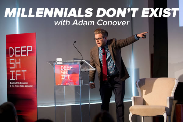 millennials dont exist title