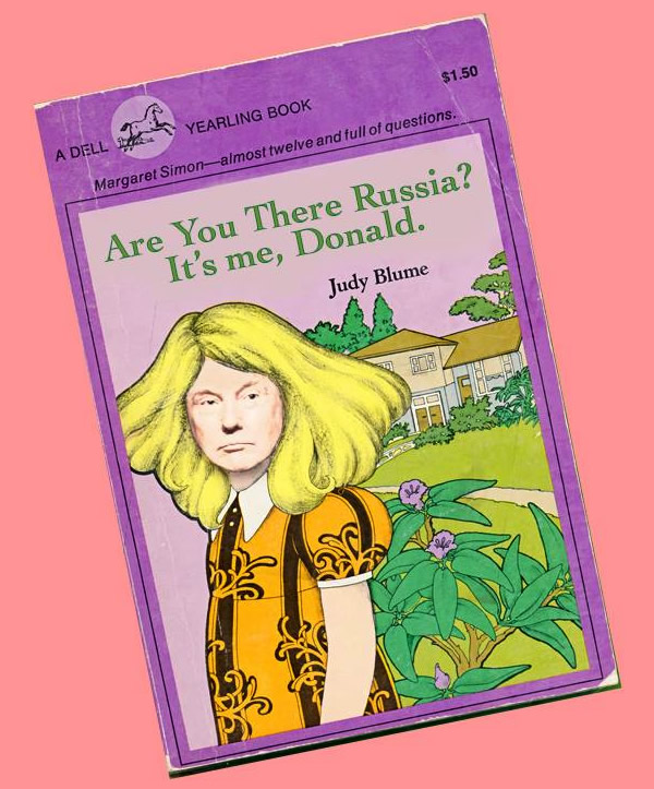 are you there russia - its me donald