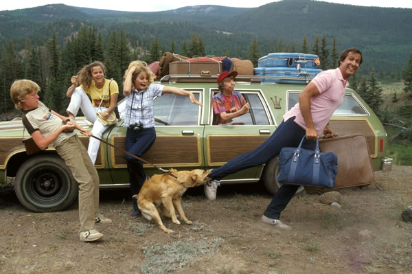 cast of national lampoon vacation