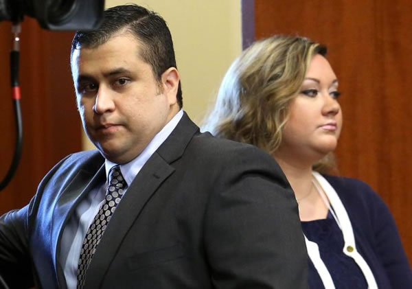 zimmerman and ex-wife
