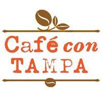 Café con Tampa logo