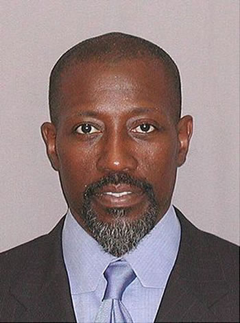 Photo: Wesley Snipes' mug shot.