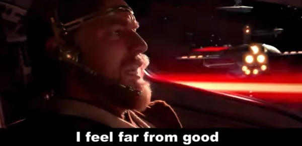 Hilarity Ensues When You Dub Revenge Of The Sith Using The Terrible English Subtitles From A Chinese Pirate Copy The Adventures Of Accordion Guy In The 21st Century