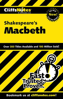 Cover of CliffsNotes for Macbeth