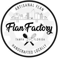 Flan Factory logo